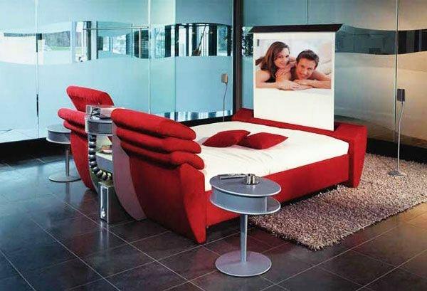40 extraordinary beds as original accessories to home