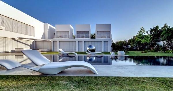 Architektur - Fancy apartment building in Israel combines luxury and open floor plan