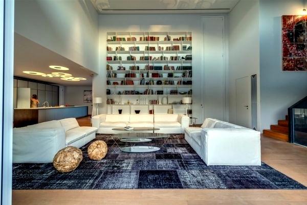 Fancy apartment building in Israel combines luxury and open floor plan
