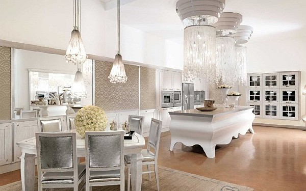 Kücheninsel - Kitchen Island Design Ideas - Types and personalities behind the function