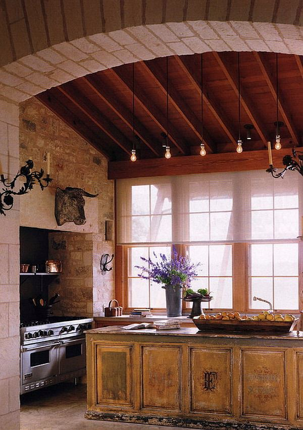 Kitchen Island Design Ideas - Types and personalities behind the function